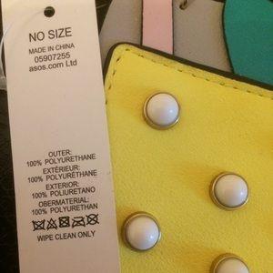 ASOS Accessories - ASOS Bag Charm Key Ring